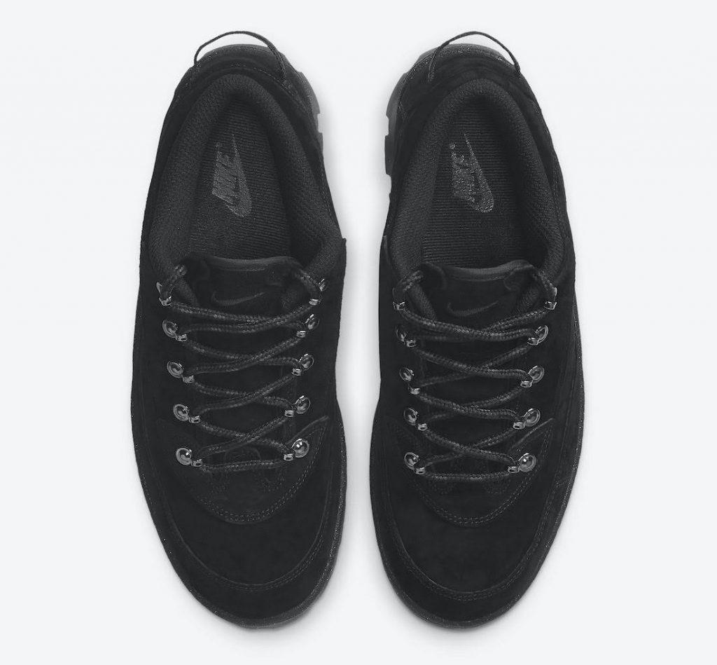 """ナイキ ウィメンズ ラハール ロー """"ブラック"""" Nike-Lahar-Low-Black-DB9953-001-top"""