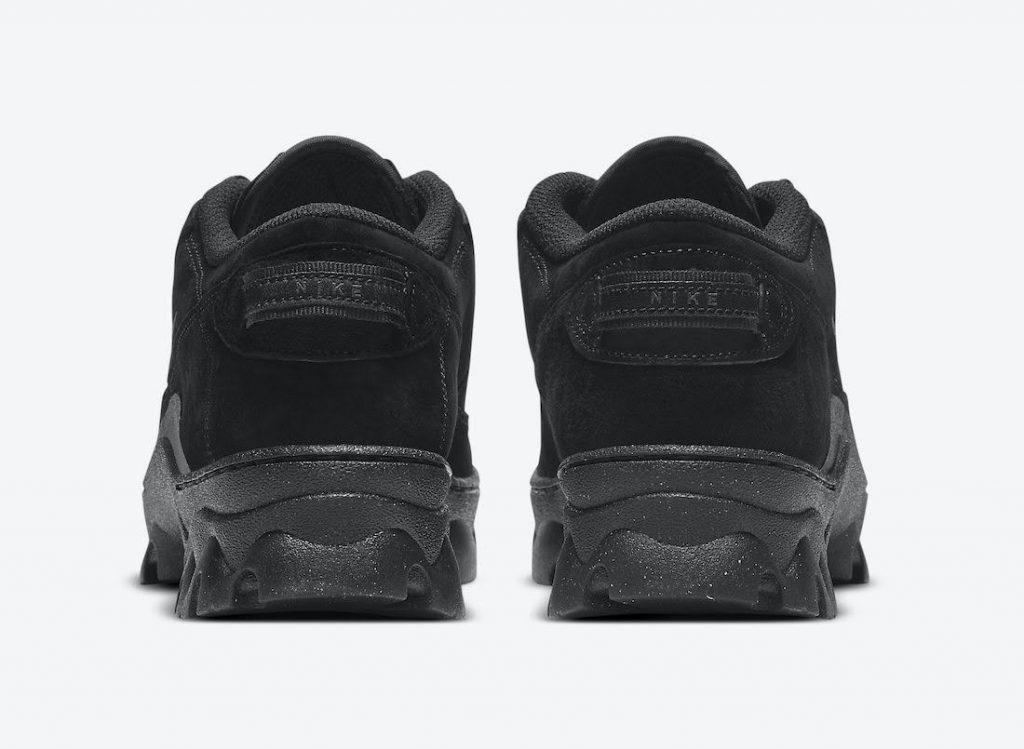 """ナイキ ウィメンズ ラハール ロー """"ブラック"""" Nike-Lahar-Low-Black-DB9953-001-heel"""