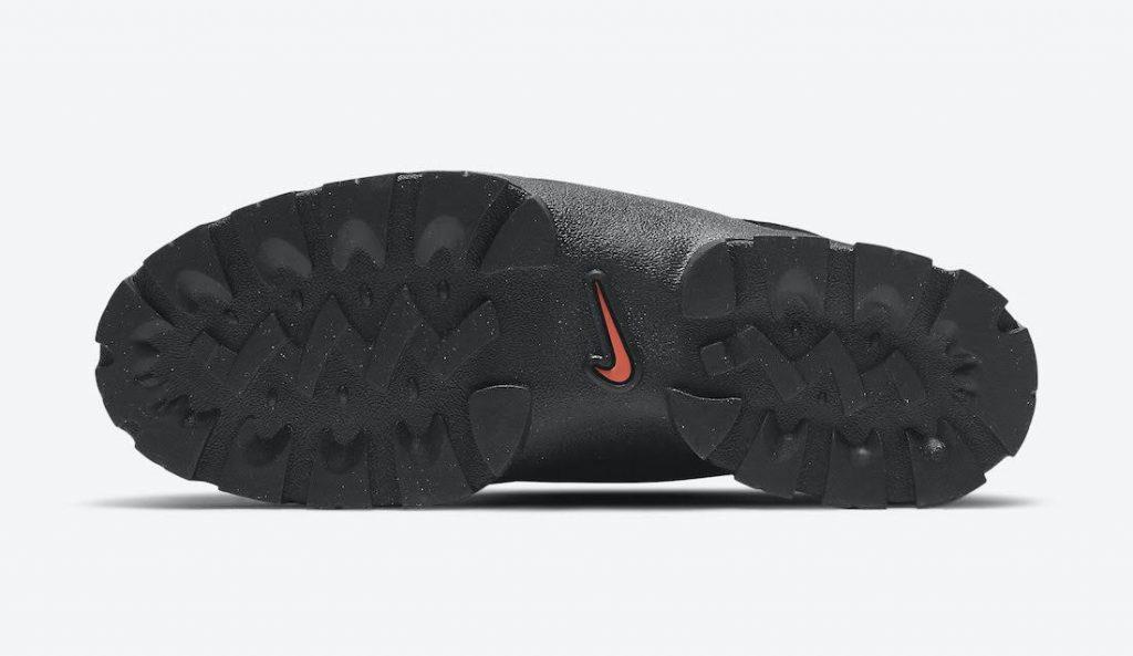 """ナイキ ウィメンズ ラハール ロー """"ブラック"""" Nike-Lahar-Low-Black-DB9953-001-sole"""
