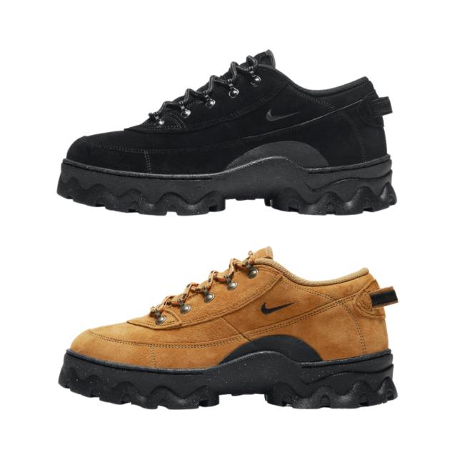 """Nike WMNS Lahar Low """"Black""""&""""Wheat"""" / ナイキ ウィメンズ ラハール ロー """"ブラック""""&""""ウィート"""" (DB9953-001, DB9953-700)"""