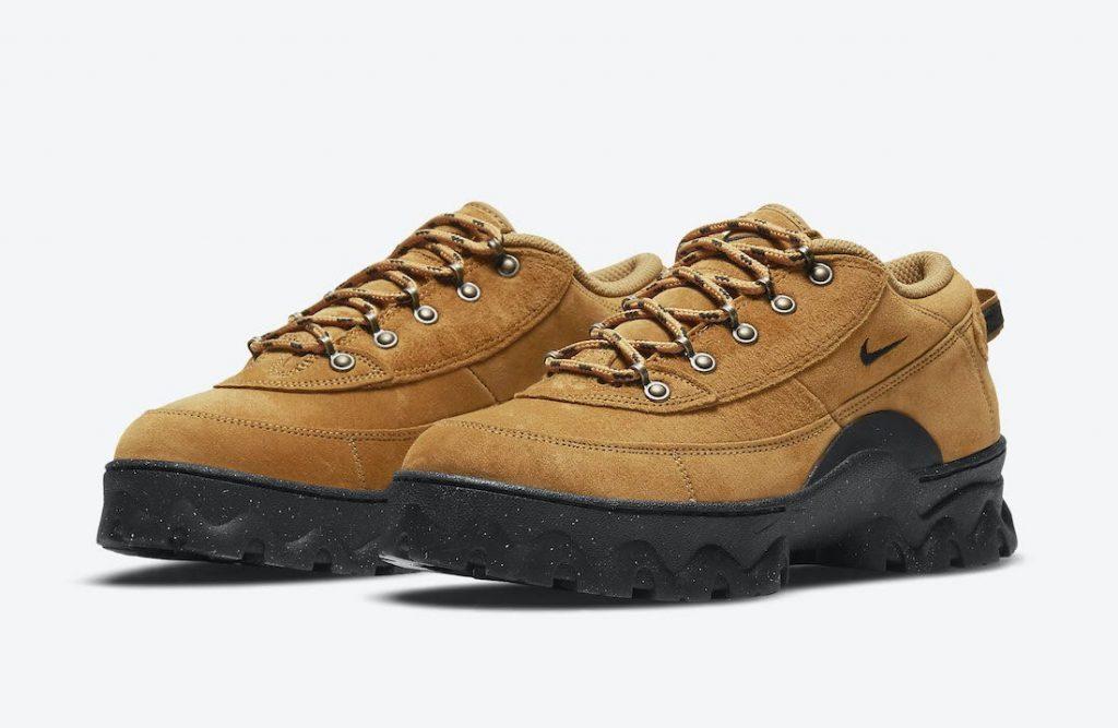 """ナイキ ウィメンズ ラハール ロー """"ウィート"""" Nike-Lahar-Low-Wheat-DB9953-700-pair"""