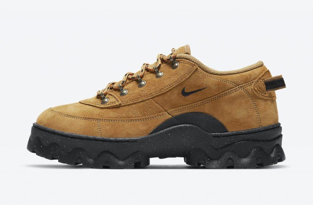 """ナイキ ウィメンズ ラハール ロー """"ウィート"""" Nike-Lahar-Low-Wheat-DB9953-700-side"""