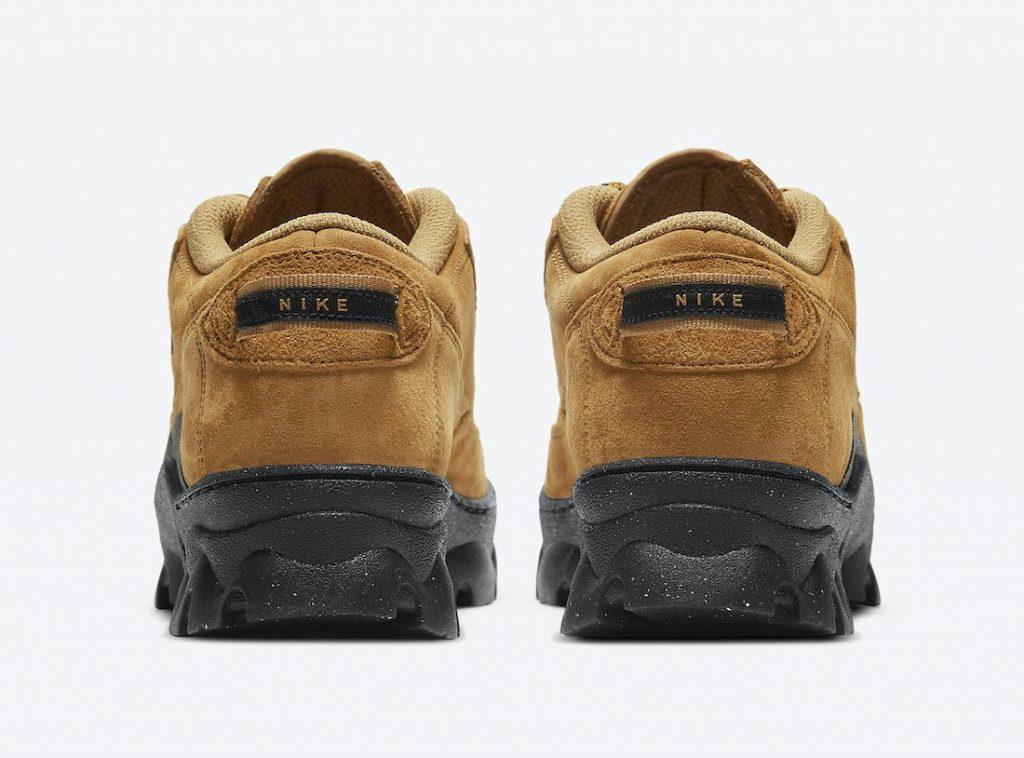 """ナイキ ウィメンズ ラハール ロー """"ウィート"""" Nike-Lahar-Low-Wheat-DB9953-700-heel"""