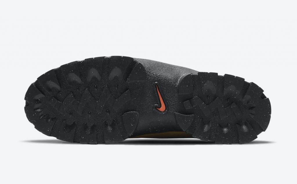 """ナイキ ウィメンズ ラハール ロー """"ウィート"""" Nike-Lahar-Low-Wheat-DB9953-700-sole"""