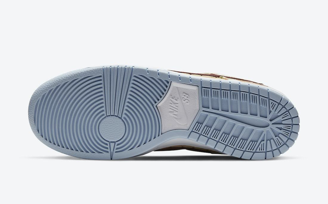 ナイキ SB ダンク ロー ストリート ホーカー チャイニーズ ニューイヤー コラボ Nike-SB-Dunk-Low-Street-Hawker-CV1628-800 sole