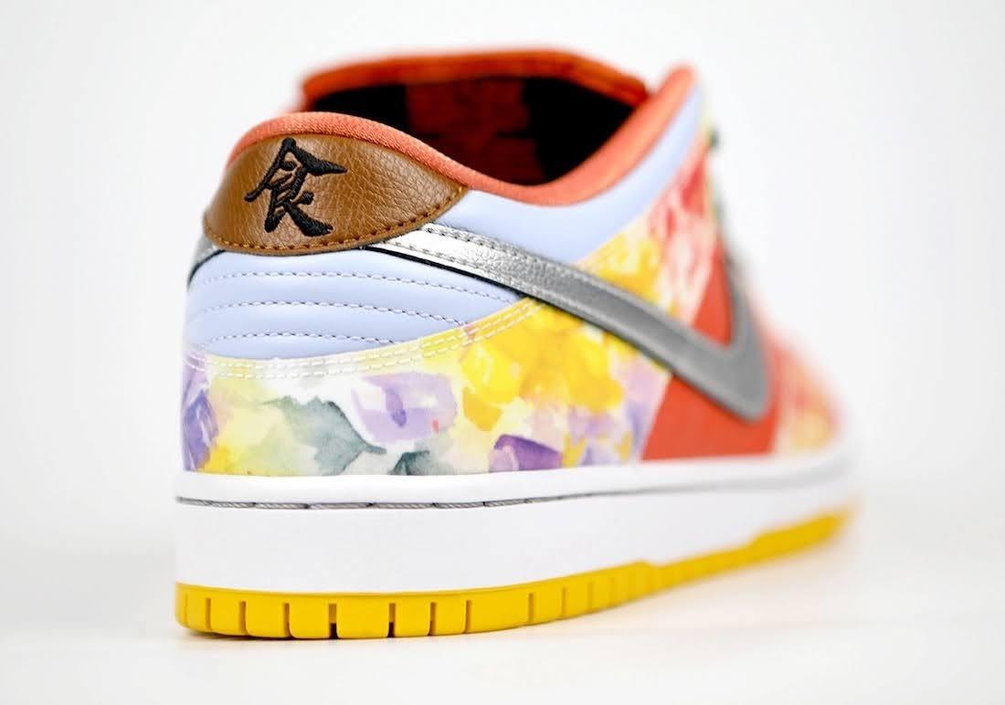 """ジェイソン デング x ナイキ SB ダンク ロー """"ストリート ホーカー"""" Jason-Deng-Nike-SB-Dunk-Low-Street-Hawker-CV1628-800-11-sole-right"""