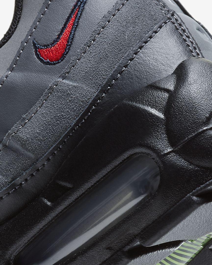 """ナイキ エア マックス 95 SE """"ライトチャコール""""-Nike-Air-Max-95-SE-Light-Charcoal-DD1502-001"""