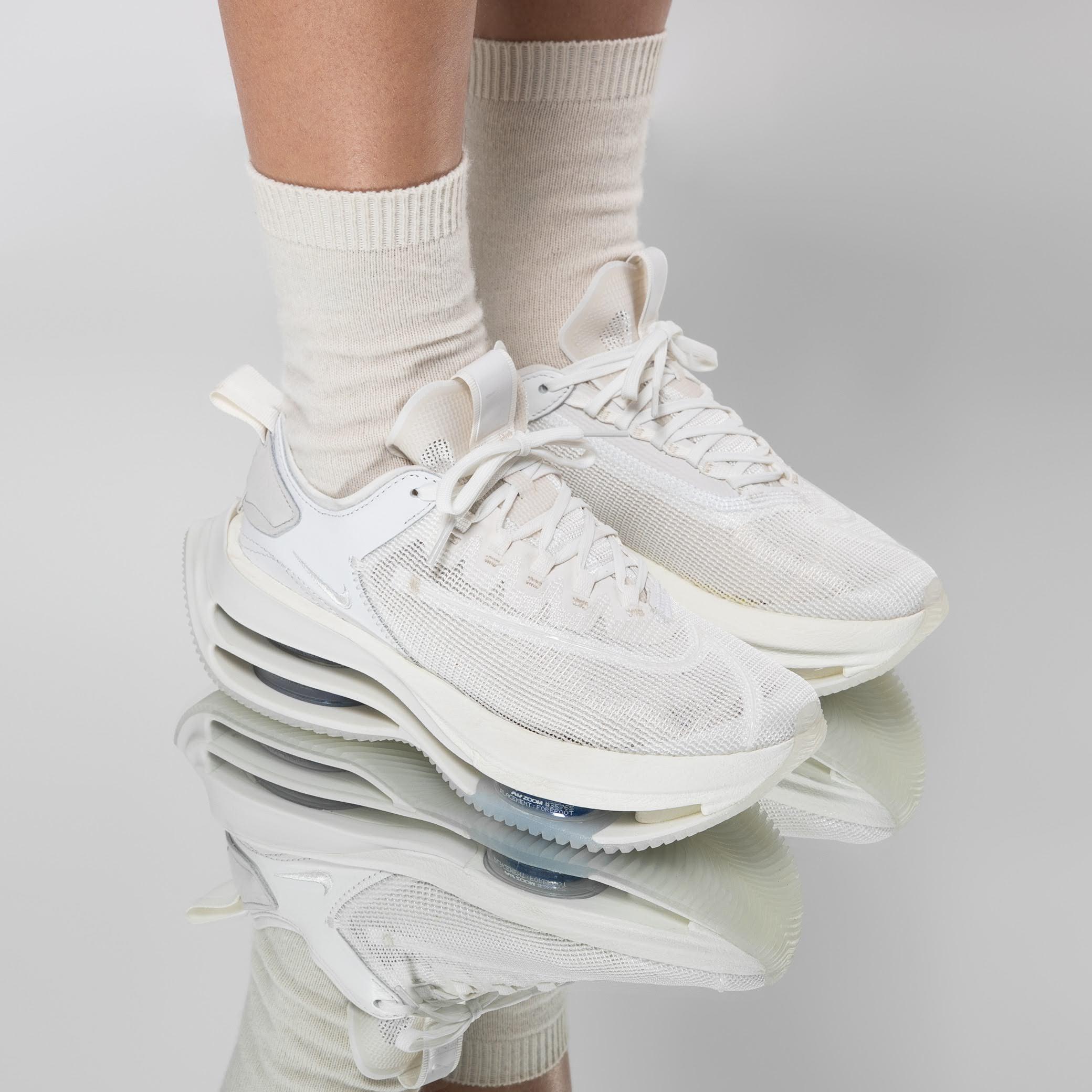 ナイキ ウィメンズ ズーム ダブル スタックド サミット ホワイト Nike-WMNS-Zoom-Double-Stacked-Summit-White-CI0804-100