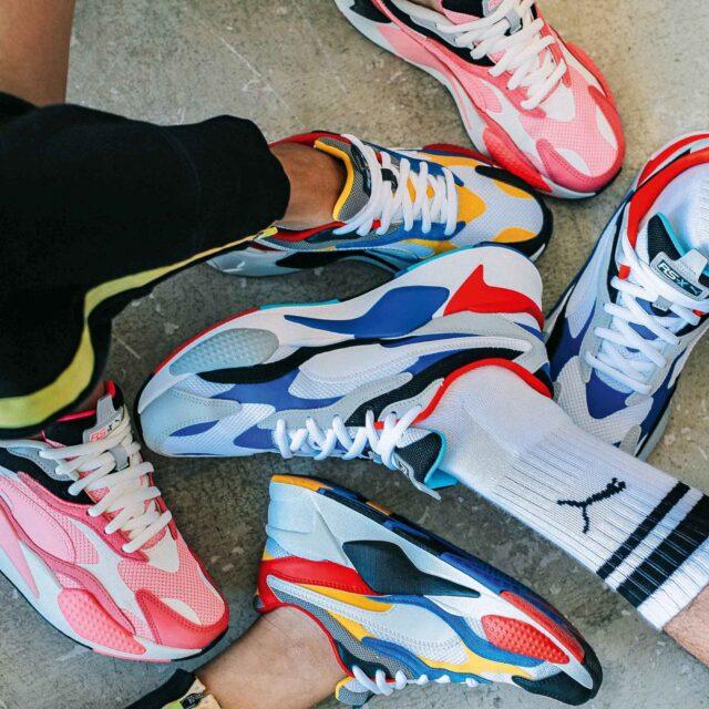 プーマ 人気 スニーカー ウィメンズ おすすめ Puma Sneakers RS-X Conél Van Zyl