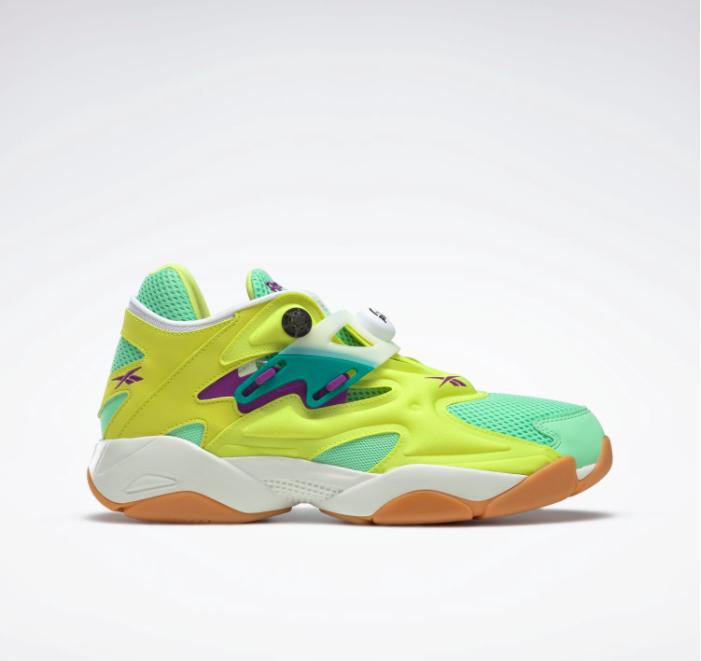 伝説のプロトタイプ「ポンプ コート」Reebok-Pump-Court-Shoes