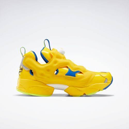 【Reebok】インスタポンプ フューリー 2020-ladies-sneakers-ranking-Reebok-x-Minions-Instapump-Fury