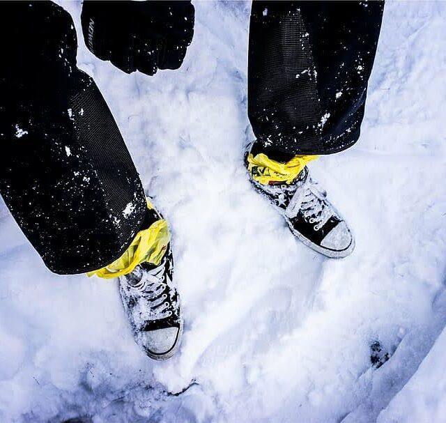 スニーカー シューズ 冬 氷 雪 Sneaker-Shoes-for-winter-ice-snow