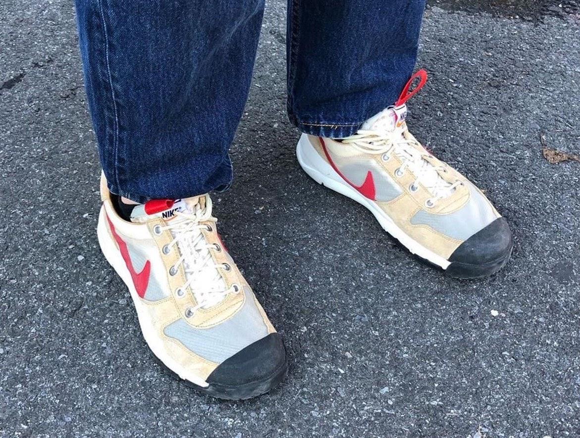 トム サックス ナイキ コラボ マーズ ヤード Tom Sachs x Nike Mars Yard 2.5 DA6701-200