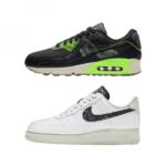 """ナイキ エア マックス 90 M2Z2/ エア フォース 1 07 SE """"リサイクルウール"""" Nike-Air-Max-90-M2Z2-Air-Force-1-07-SE-Recycled-Wool-eyecatch2"""