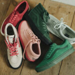 """VANS × THEY ARE """"THE YEAR OF THE OX"""" Collection】バンズ × ゼイ アー """"ザ イヤー オブ ザ OX"""" コレクション main sneakers"""