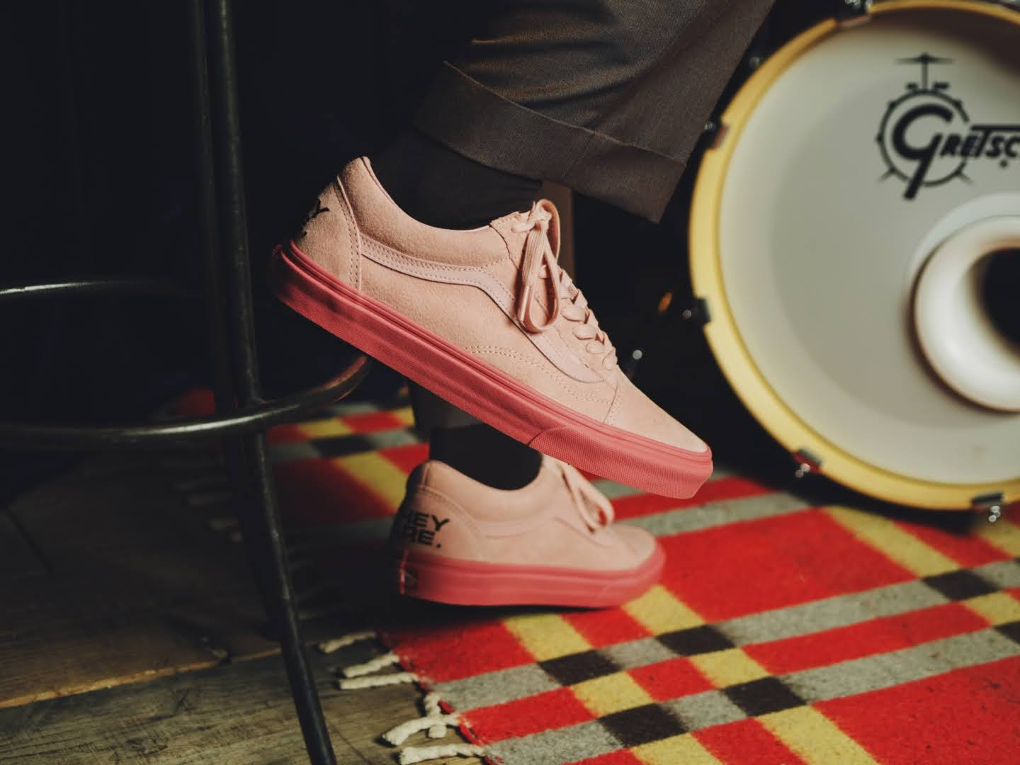 """VANS × THEY ARE """"THE YEAR OF THE OX"""" Collection】バンズ × ゼイ アー """"ザ イヤー オブ ザ OX"""" コレクション sneakers pink"""
