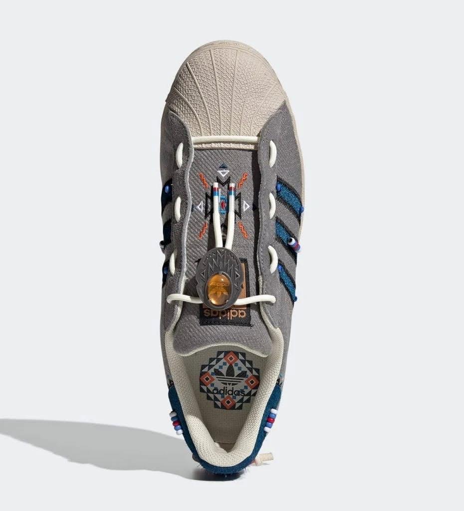 アディダス オリジナルス/ スーパースター レースレス-adidas-Superstar-S29064-top