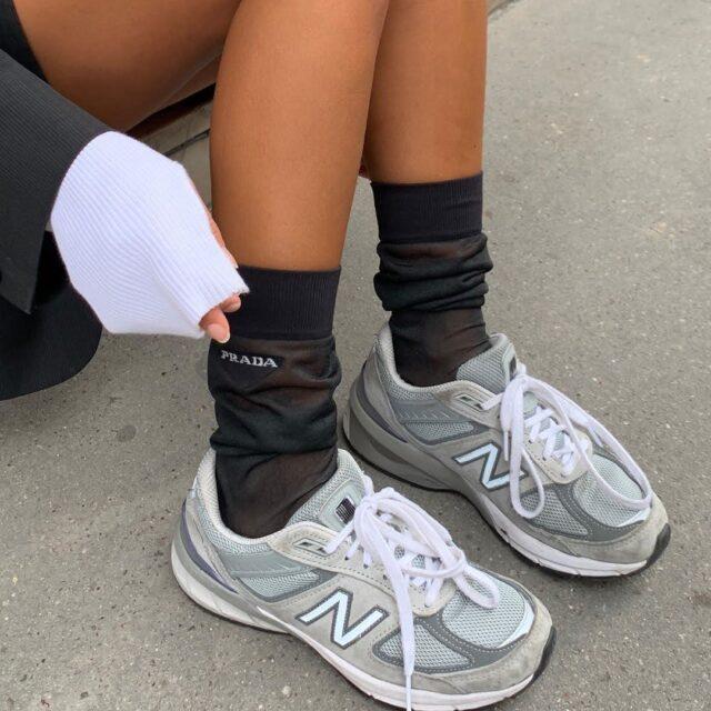 ニューバランス 人気 スニーカー ウィメンズ レディース おすすめ best-new-balance-sneakers-for-women 着用
