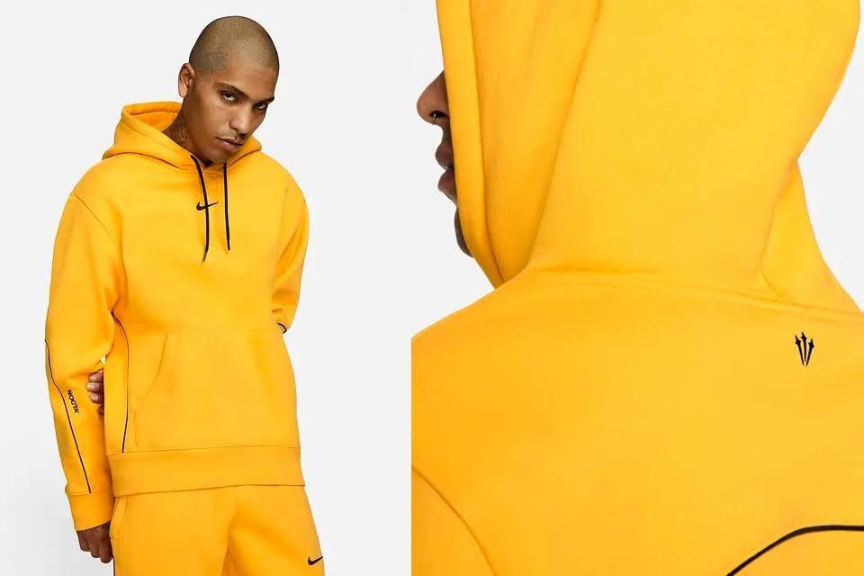 ドレイク x ナイキ NOCTA コレクション-drake-nike-nocta-apparel-collection-release-date-price-collaboration-hoodie-yellow