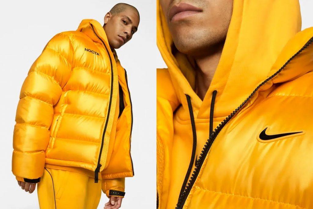 ドレイク x ナイキ NOCTA コレクション-drake-nike-nocta-apparel-collection-release-date-price-collaboration-jacket-yellow