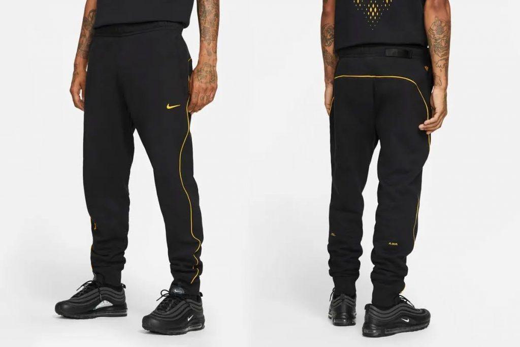 ドレイク x ナイキ NOCTA コレクション-drake-nike-nocta-apparel-collection-release-date-price-collaboration-sweat-pants-black