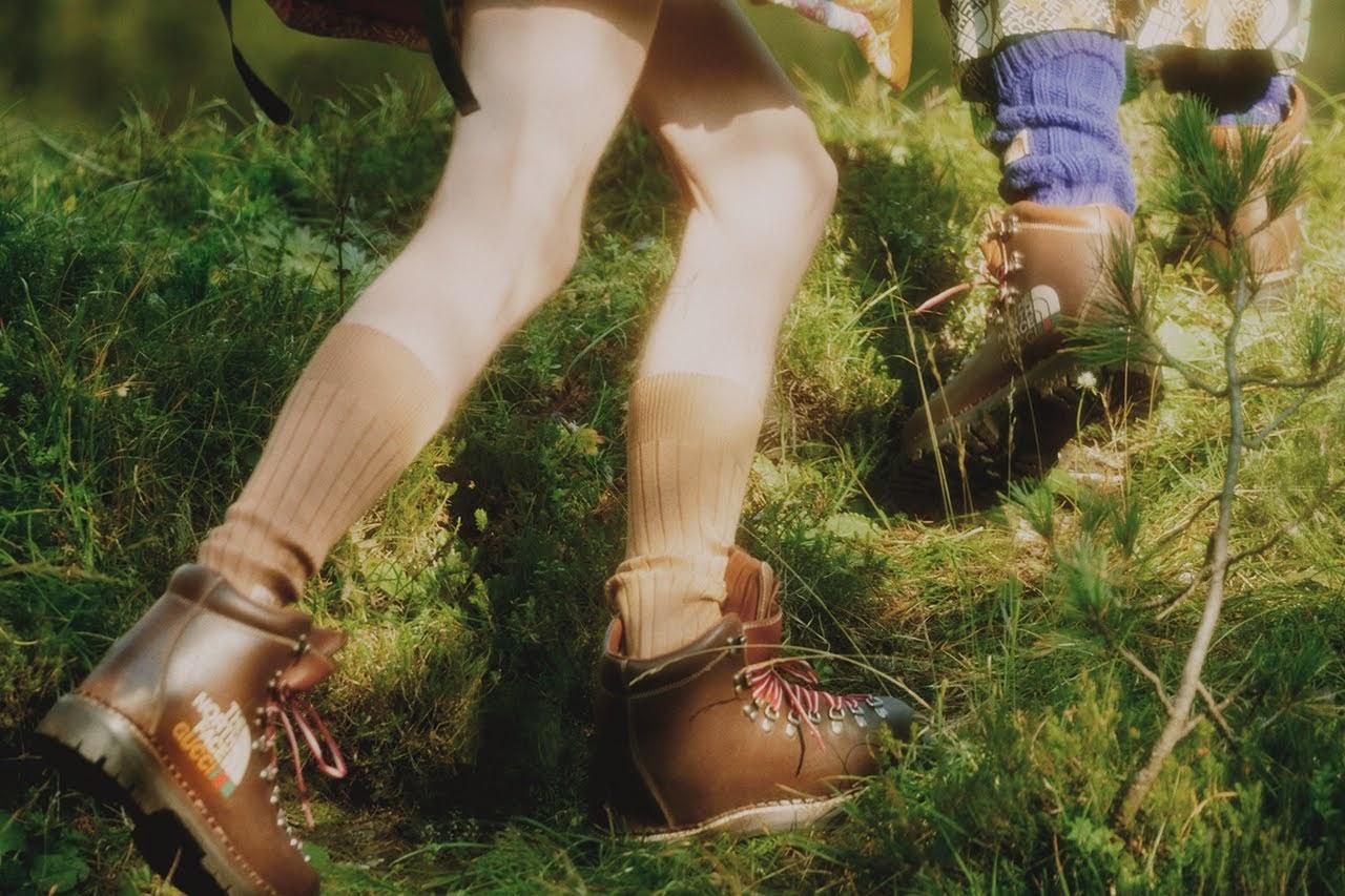ザ ノース フェイス x グッチ コレクション gucci-the-north-face-collection-48-boots