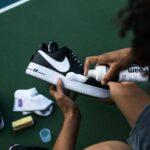 スニーカー 洗い方 ケア 方法 おすすめ how to clean your sneakers wash guide foam