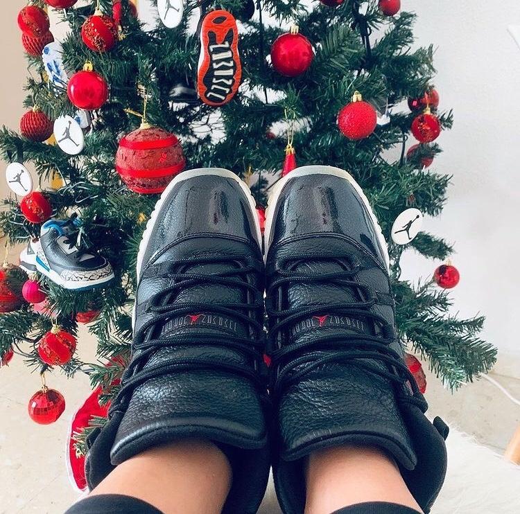 クリスマススニーカー2020まとめ:air jordan 11_christmas2020