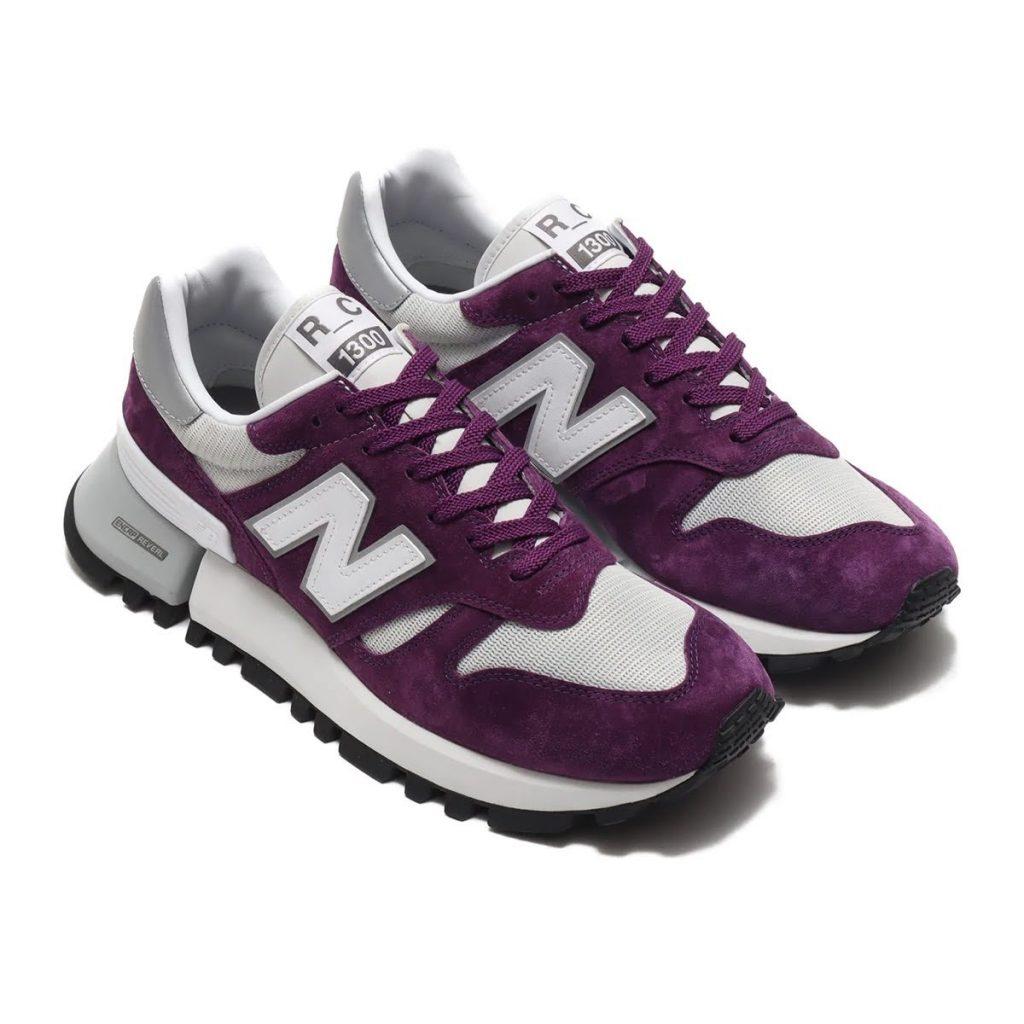 ニューバランス MS1300/ パープル new-balance-purple-pair