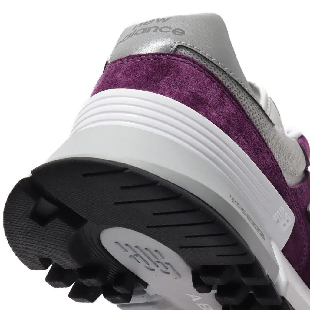 ニューバランス MS1300/ パープル new-balance-purple-heel-closeup