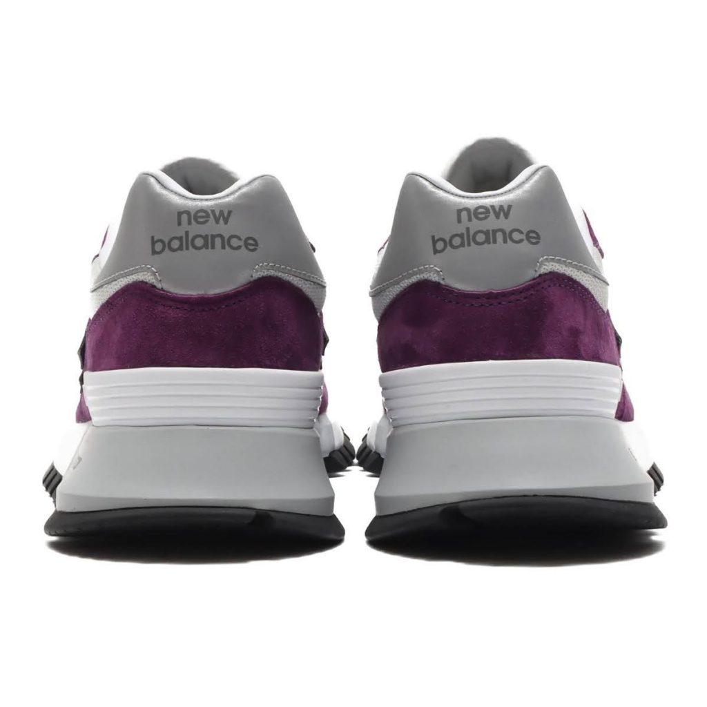 ニューバランス MS1300/ パープル new-balance-purple-heel