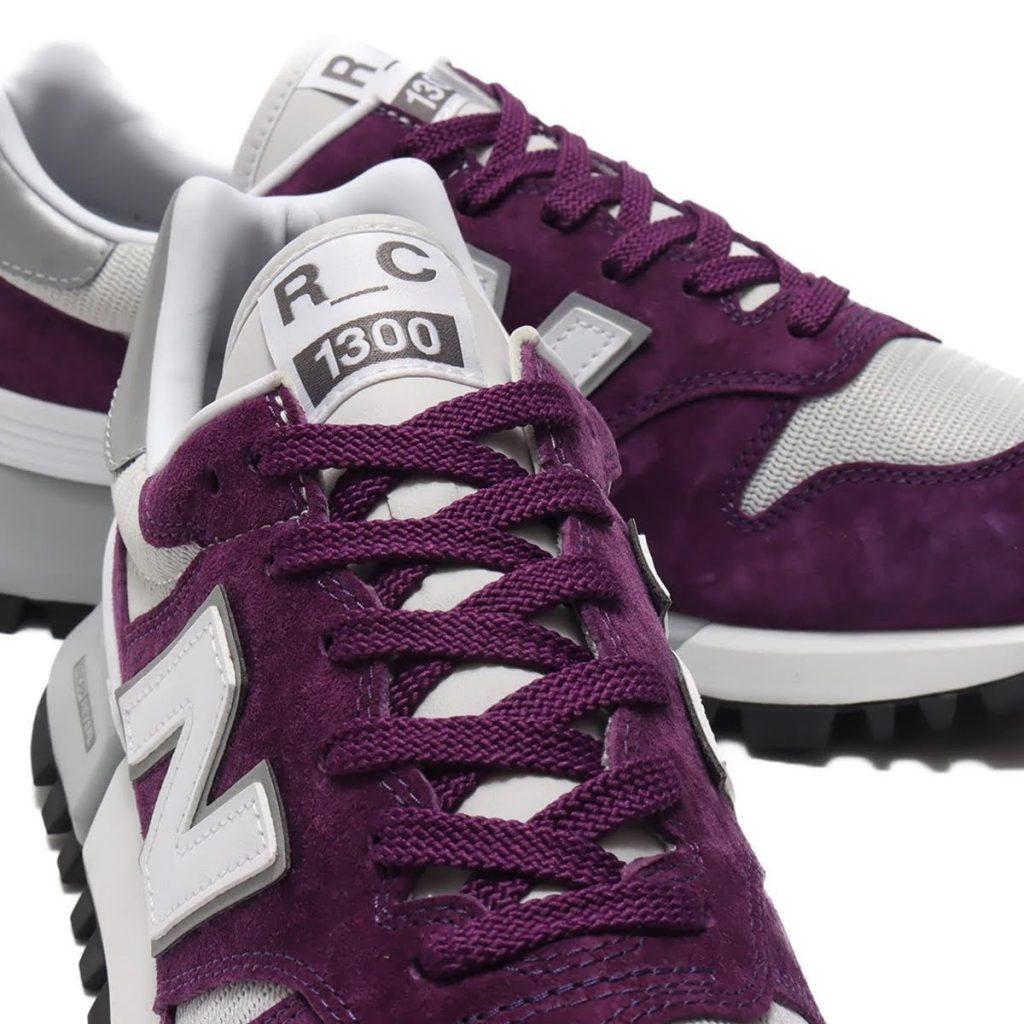 ニューバランス MS1300/ パープル new-balance-purple-look