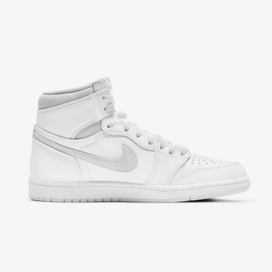 """ナイキ エアジョーダン1 ハイ 85 """"ニュートラルグレー""""-Nike-Air-Jordan-1-High-85-Neutral-Grey-BQ4422-100 main"""