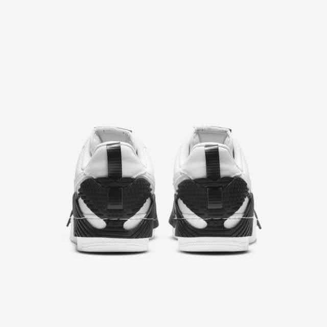 """ナイキ エア フォース 1 インデストラクト """"ホワイト"""" nike-1-ndstrkt-white-ndstrkt-af1-cz3596-100-heel"""