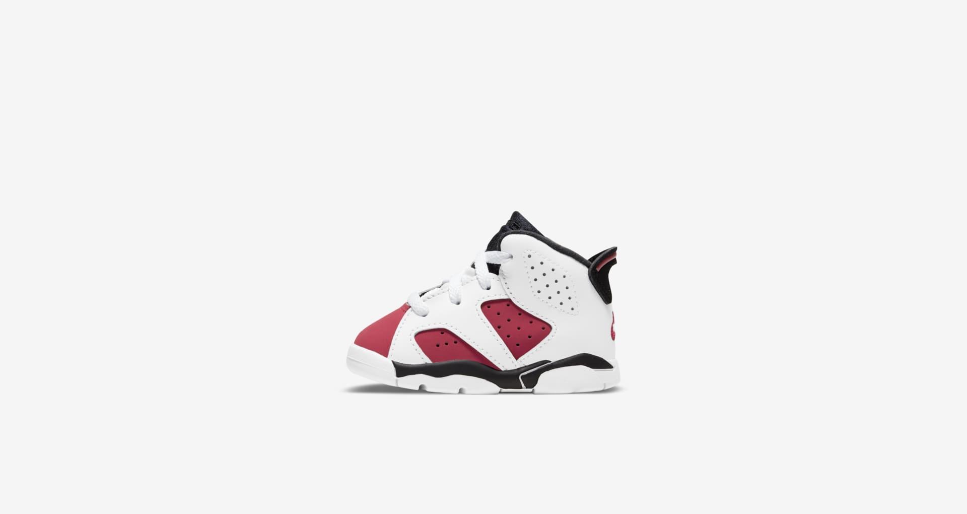 """ナイキ エア ジョーダン 6 """"カーマイン""""-Nike-2021-Air-Jordan-6-Carmine-CT8529-106-main kids キッズ"""
