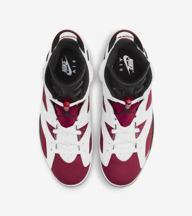 """ナイキ エア ジョーダン 6 """"カーマイン""""-Nike-2021-Air-Jordan-6-Carmine-CT8529-106-main"""