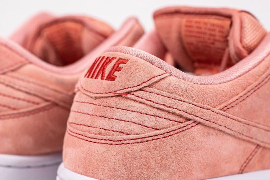 ナイキ SB ダンク ロー ピンク ピッグ nike-sb-dunk-low-pink-pig-first-closer-look-porsche-917-20-suede