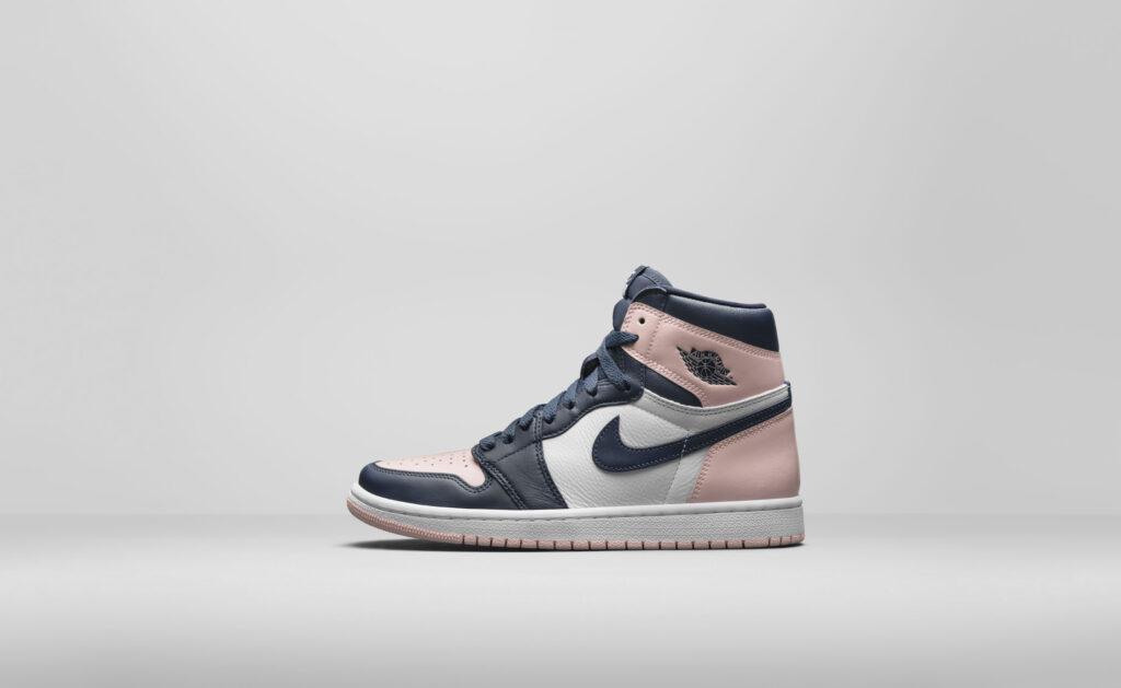 """12月22日発売【Nike WMNS Air Jordan 1 Retro High OG """"Bubble Gum""""】"""