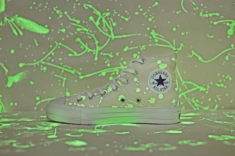 """コンバース x ビリーズ オールスター J ハイ """"スパーク"""" CONVERSE-BILLY'S-ALL-STAR-J-HI-SPARK-light"""