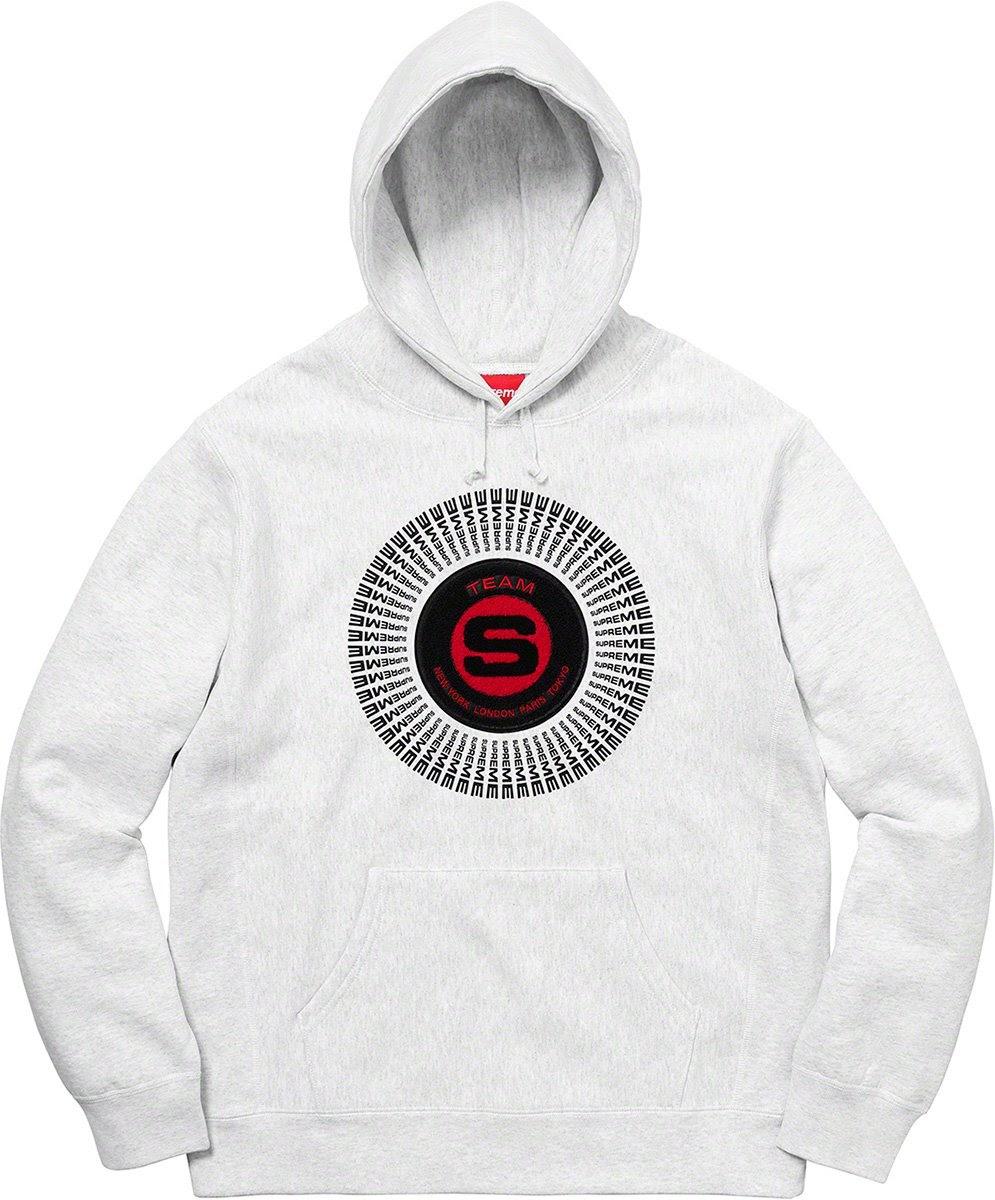シュプリーム 2020年 秋冬 新作 Supreme-2020fw-week-17 chenille-applique-hooded-sweatshirt