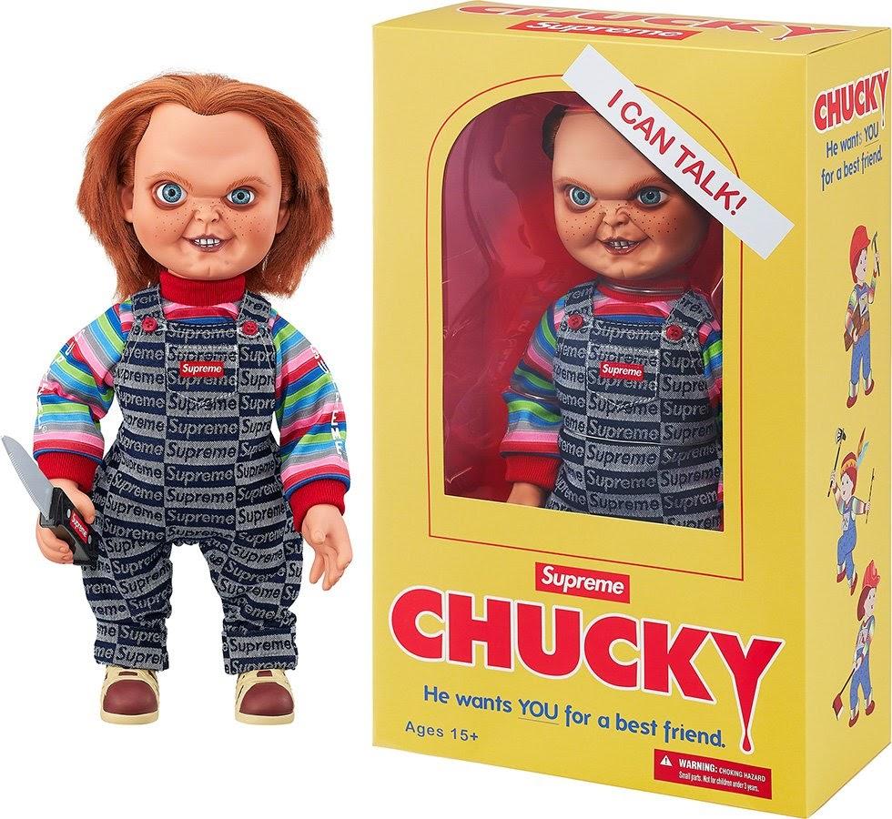 シュプリーム 2020年 秋冬 新作 Supreme-2020fw-week-17 chucky-doll