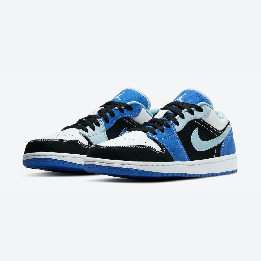 Nike Air Jordan 1 Low Blue/Black ナイキ エアジョーダン 1 ロー ブルー/ブラック DH0206-400