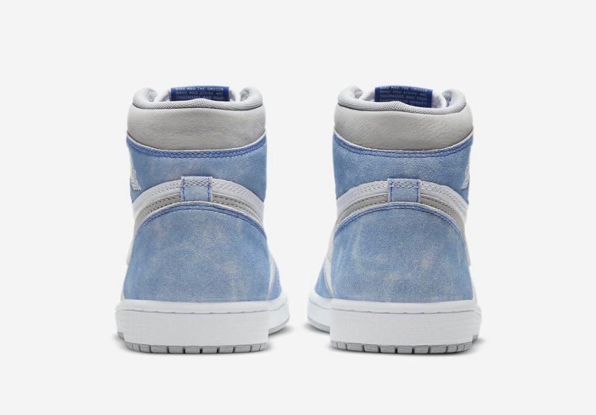 "Nike Air Jordan 1 High OG ""Hyper Royal"" / ナイキ エア ジョーダン 1 ハイ OG ""ハイパーロイヤル"" 555088-402 official back"