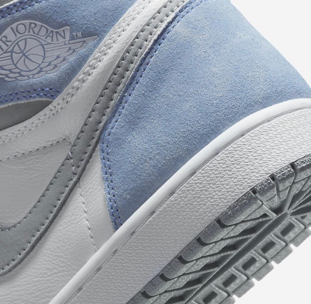 "Nike Air Jordan 1 High OG ""Hyper Royal"" / ナイキ エア ジョーダン 1 ハイ OG ""ハイパーロイヤル"" 555088-402 official heel"