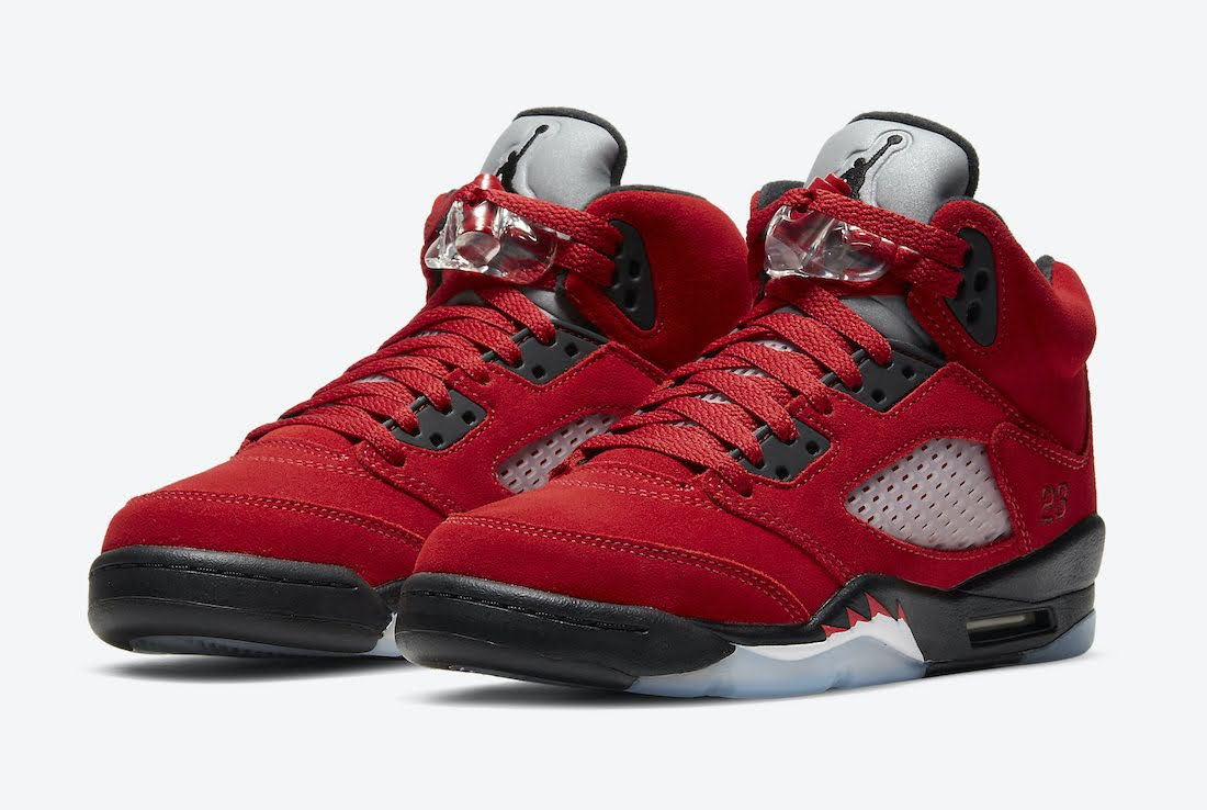 """Nike Air Jordan 5 """"Raging Bull"""" / ナイキ エア ジョーダン 5 """"レイジング ブル"""" DD0587-600 main"""