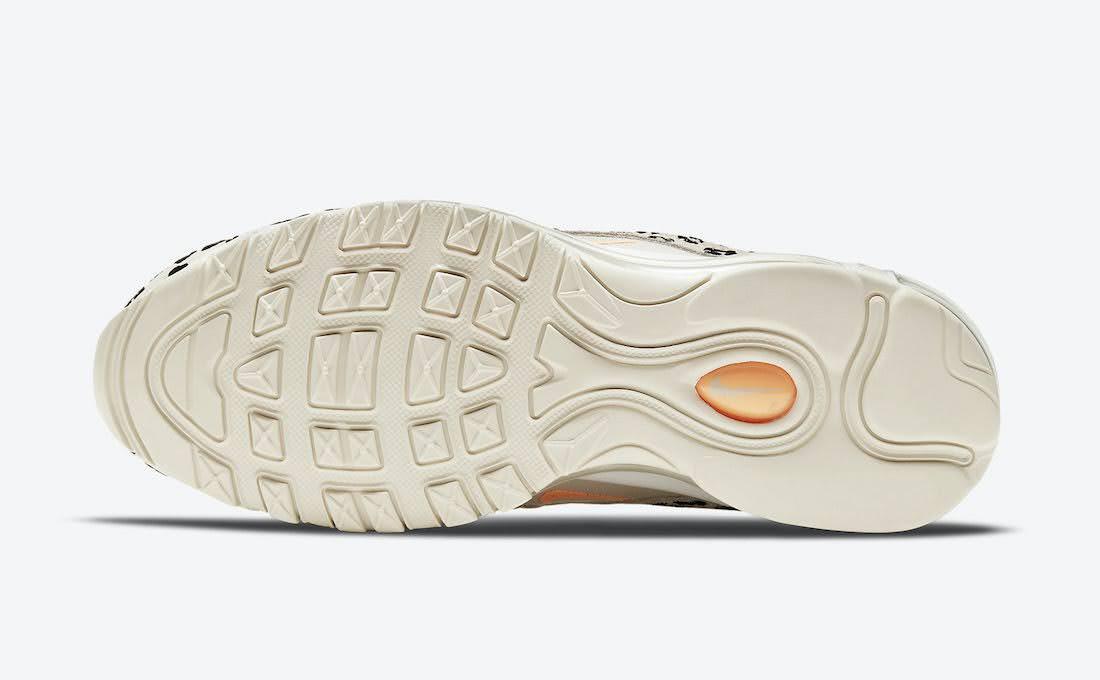 """ナイキ エア マックス 97 """"レオパード"""" Nike-Air-Max-97-Leopard-CW5595-001-sole"""