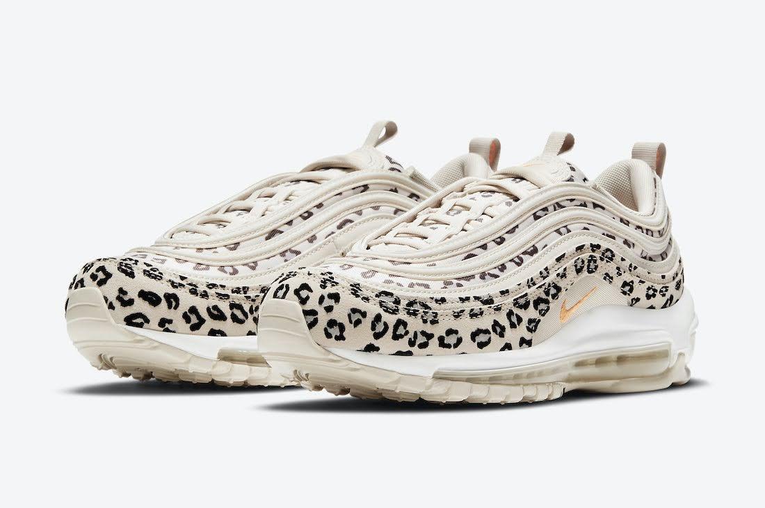 """ナイキ エア マックス 97 """"レオパード"""" Nike-Air-Max-97-Leopard-CW5595-001-pair"""
