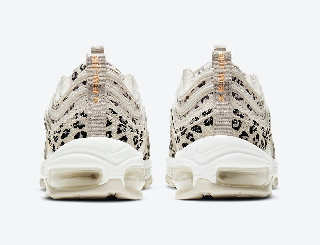 """ナイキ エア マックス 97 """"レオパード"""" Nike-Air-Max-97-Leopard-CW5595-001-heel"""