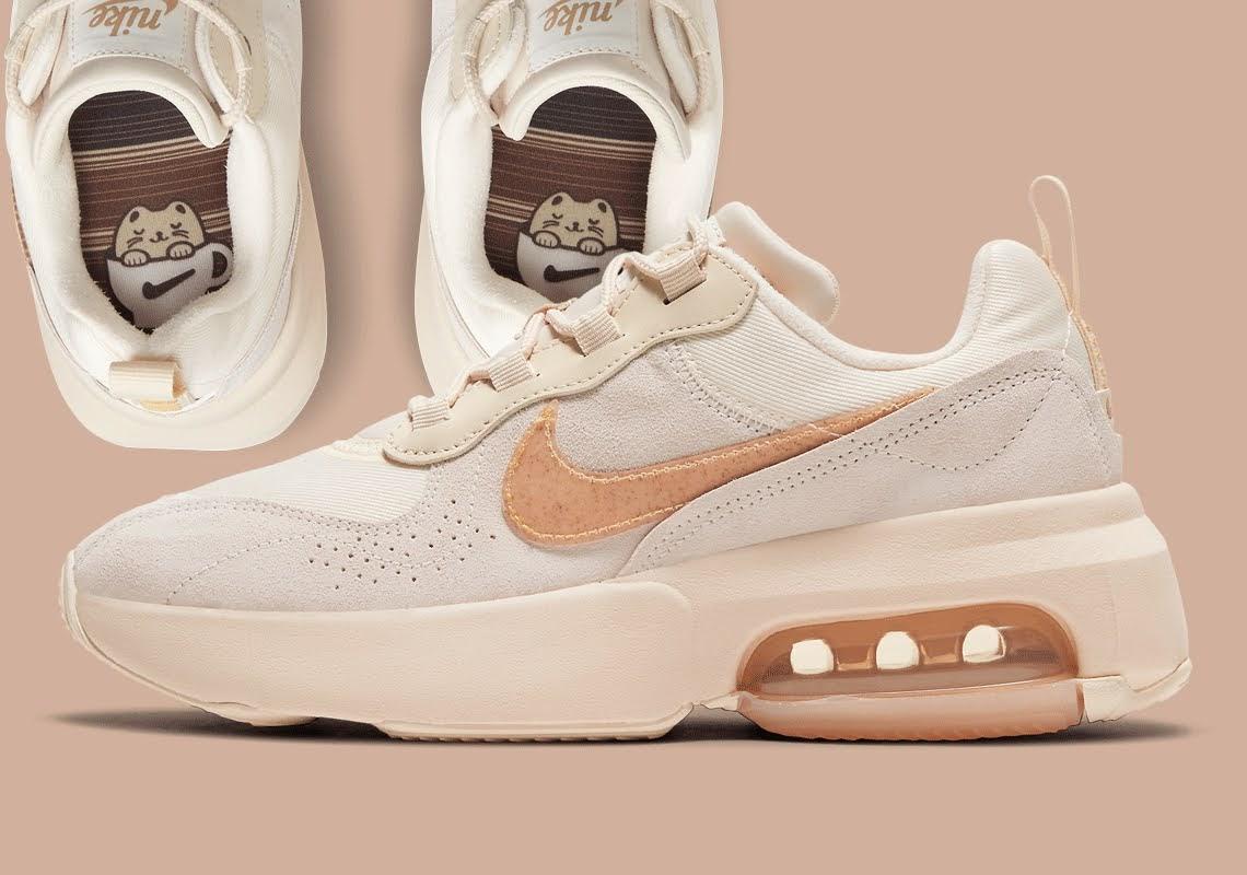 """ナイキ ウィメンズ エア マックス ヴェローナ """"コーヒー"""" Nike-Air-Max-Verona-Coffee-DD5327-110-main"""
