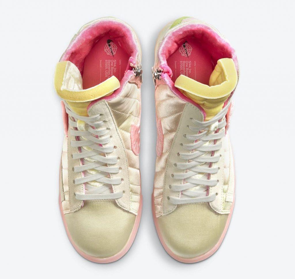 """ナイキ ブレーザー ミッド レベル """"スプリング フェスティバル Nike-Blazer-Mid-Rebel-Spring-Festival-DD8482-163-top"""